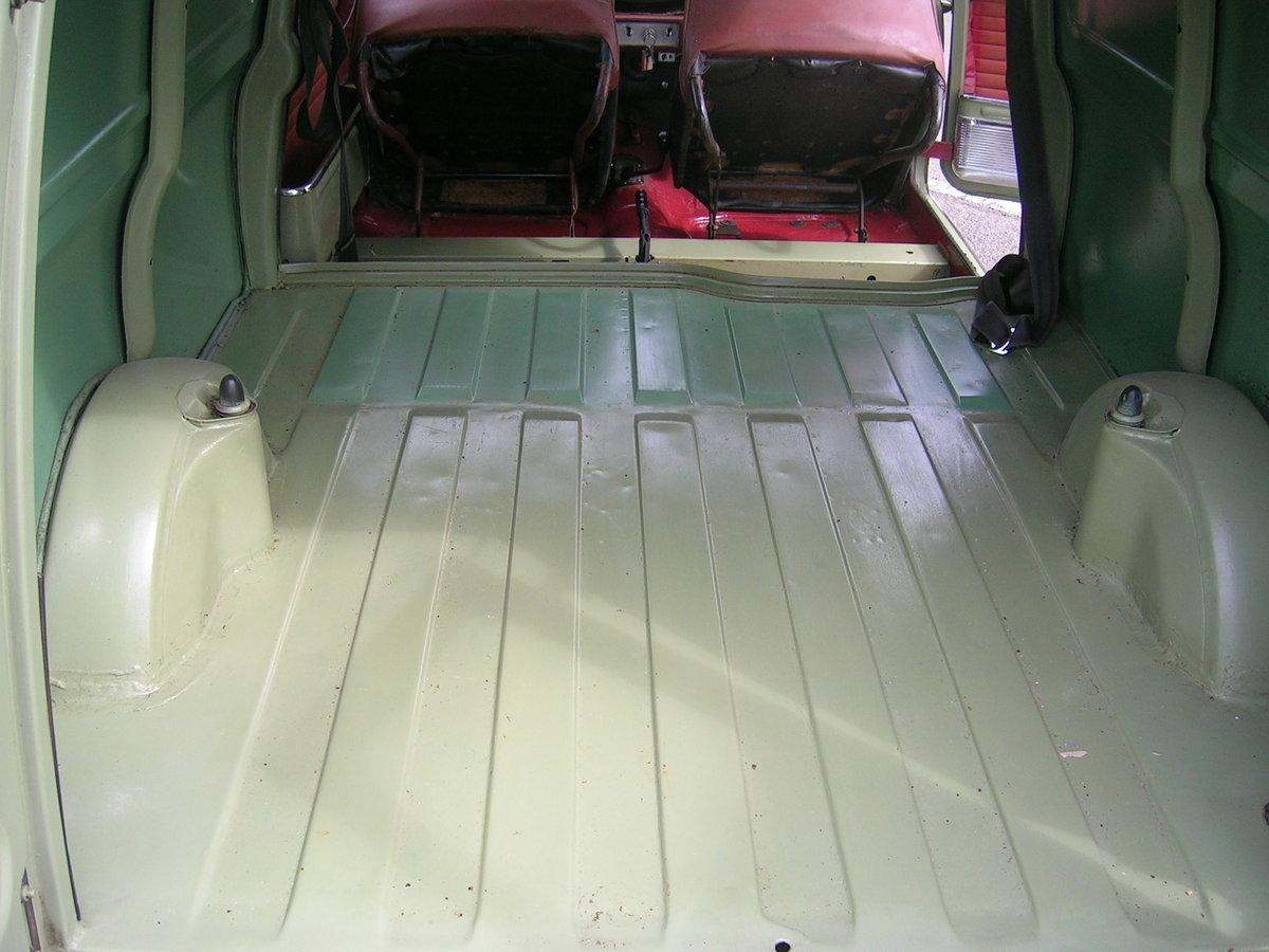 1966 Austin Mini Van Historic Vehicle For Sale (picture 5 of 6)