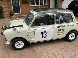 Picture of 1966 Mark 1 Mini Cooper S FIA rally car 1275 For Sale