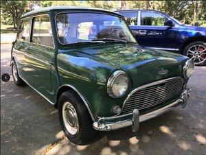 1965 Austin Mini Cooper S Mk 1