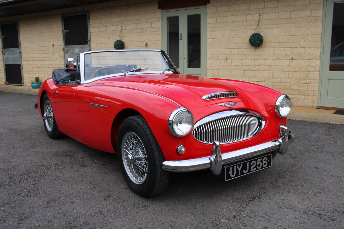 1962 AUSTIN HEALEY 3000 MK2 For Sale (picture 1 of 23)