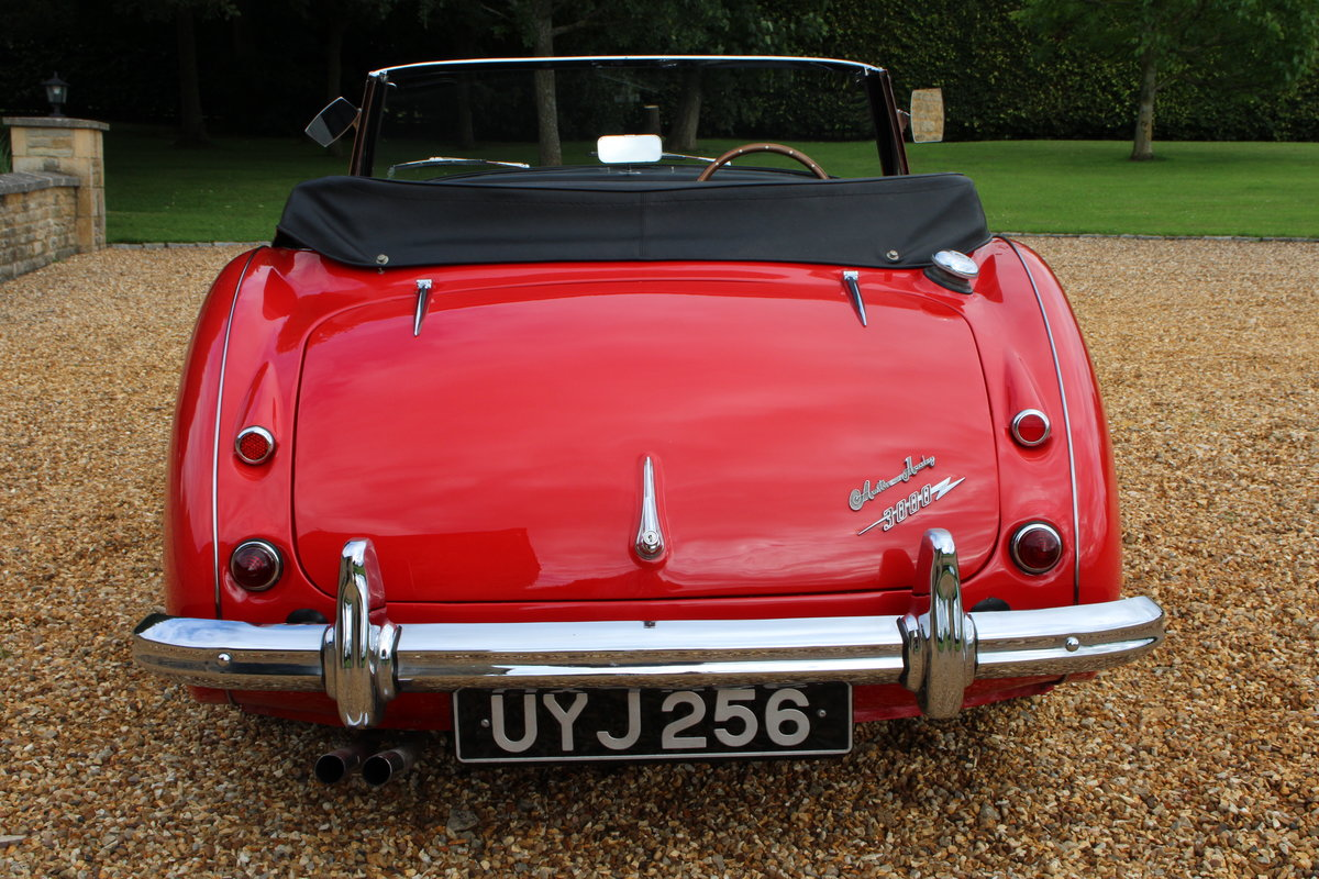 1962 AUSTIN HEALEY 3000 MK2 For Sale (picture 13 of 23)