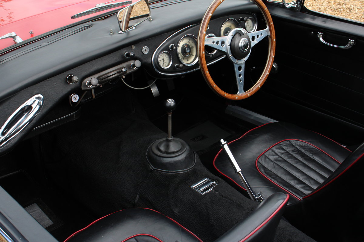1962 AUSTIN HEALEY 3000 MK2 For Sale (picture 14 of 23)