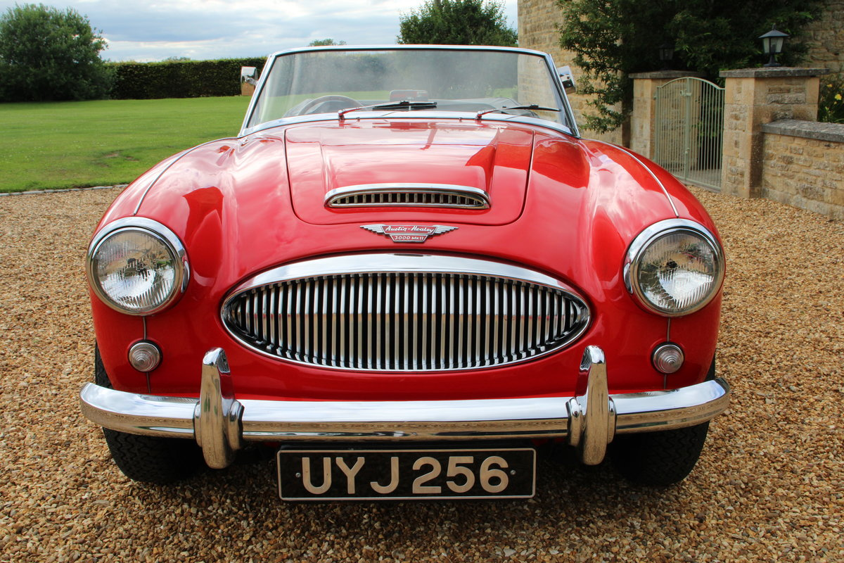 1962 AUSTIN HEALEY 3000 MK2 For Sale (picture 15 of 23)
