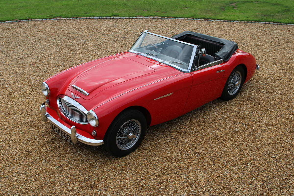 1962 AUSTIN HEALEY 3000 MK2 For Sale (picture 16 of 23)