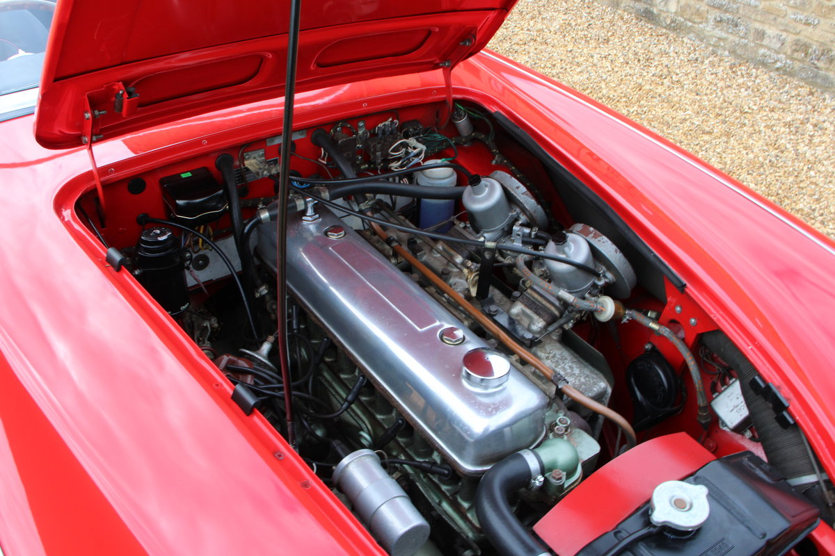 1962 AUSTIN HEALEY 3000 MK2 For Sale (picture 20 of 23)