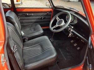 Austin mini cooper s mk3 1971