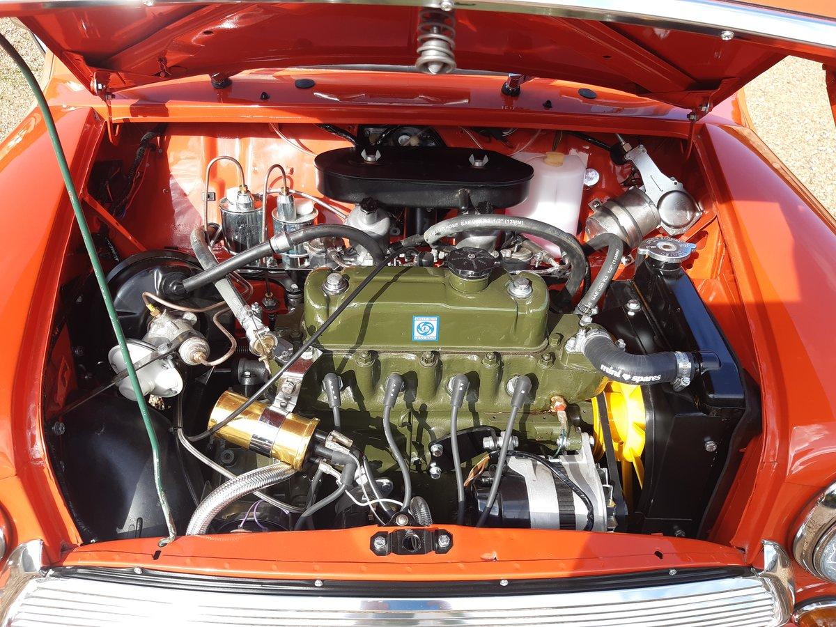 Austin mini cooper s mk3 1971 SOLD (picture 6 of 6)