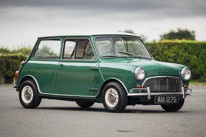 1963 Austin Mini Cooper 1071 S