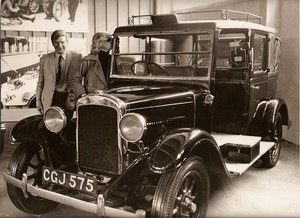 Picture of 1935 Austin 12/4 Low Loader Ricketts Taxi
