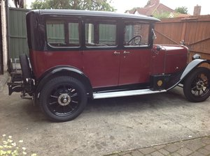 1929 12/4  Burnham deluxe For Sale