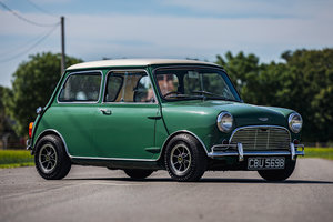 1964 Austin Mini Cooper 'Downton'