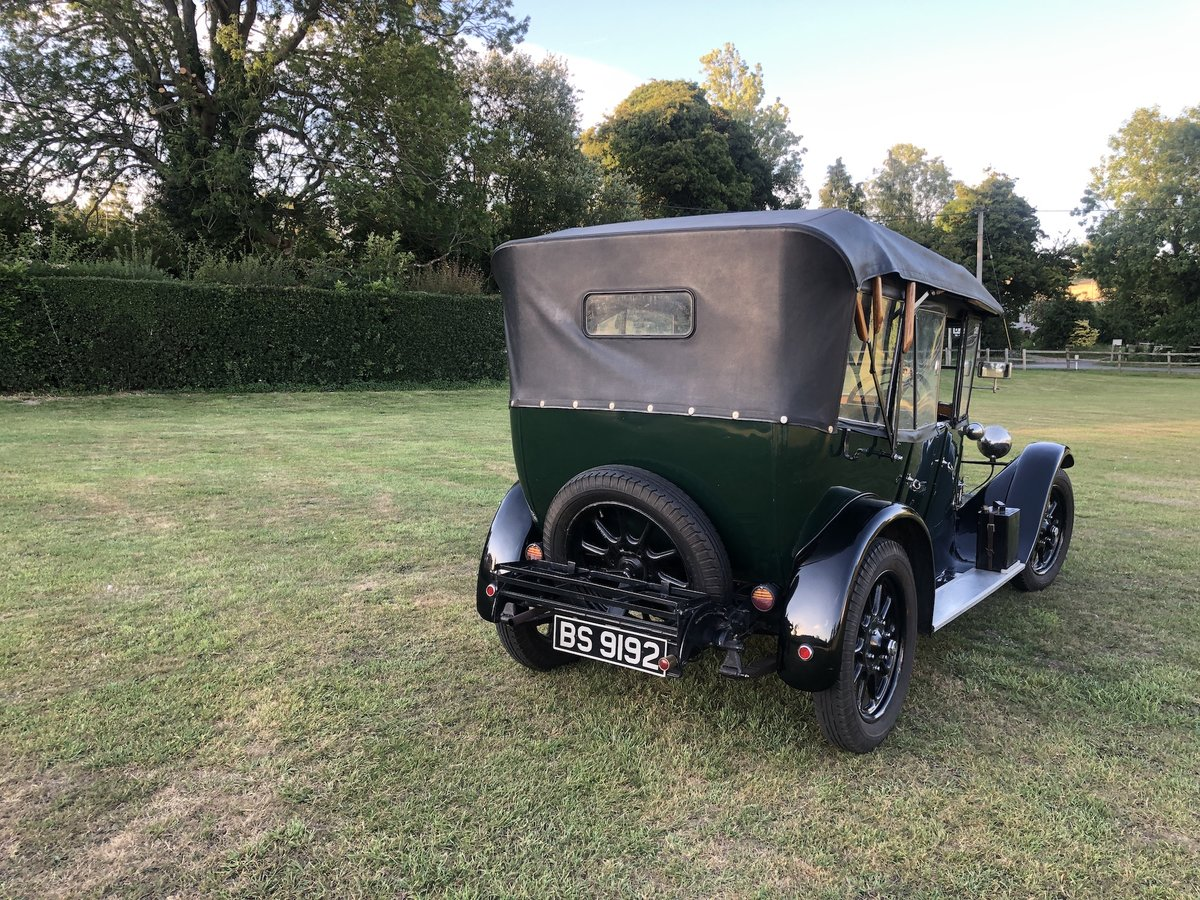 1927 Austin 12/4  tourer SOLD (picture 9 of 24)