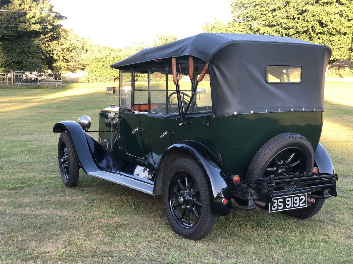 1927 Austin 12/4  tourer SOLD (picture 11 of 24)