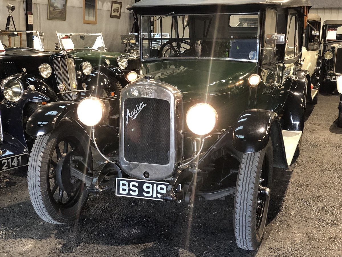 1927 Austin 12/4  tourer SOLD (picture 17 of 24)