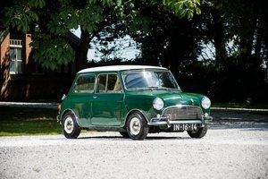 1966 Austin Mini Cooper 1275 S