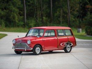 1964 Austin Mini Countryman