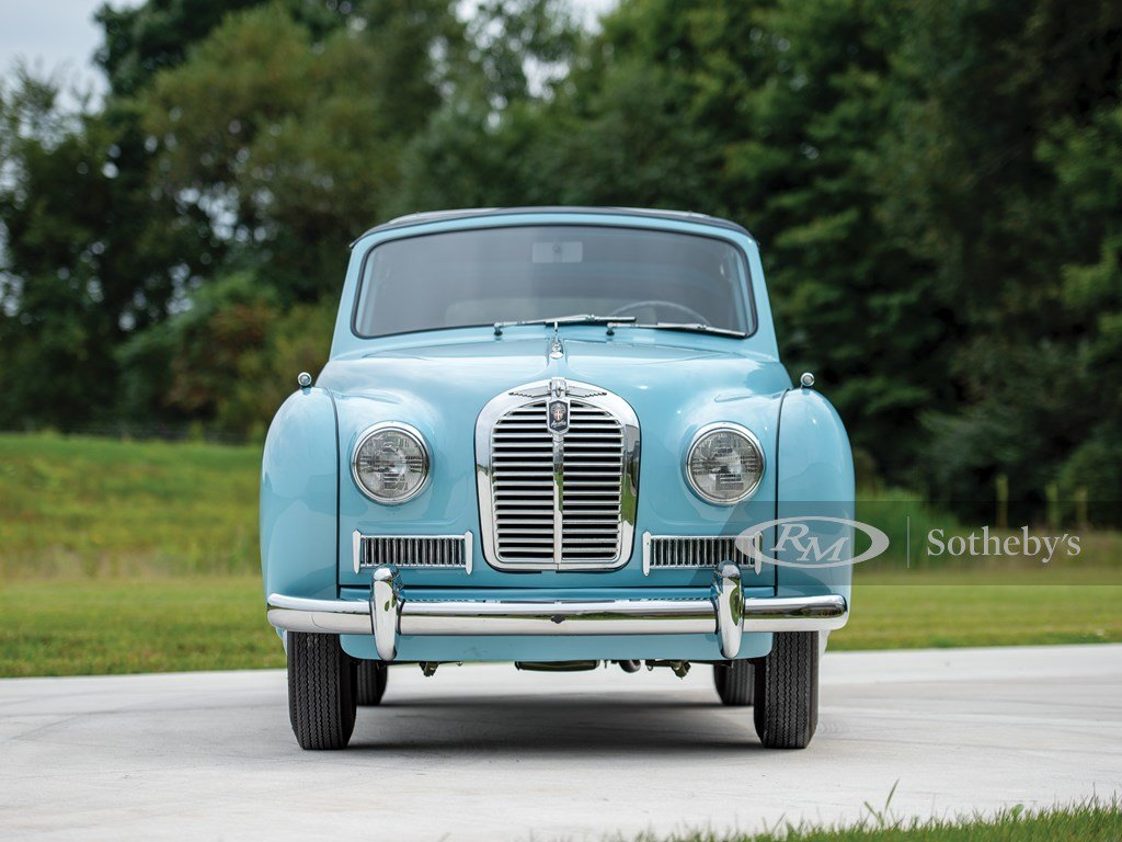 1953 Austin A40 Somerset Coupe by Carbodies For Sale by Auction (picture 5 of 6)