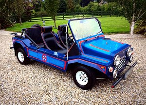 AUSTIN JIMINI-MINI MOKE 3750 MILES FROM NEW - TIME WARP - PX