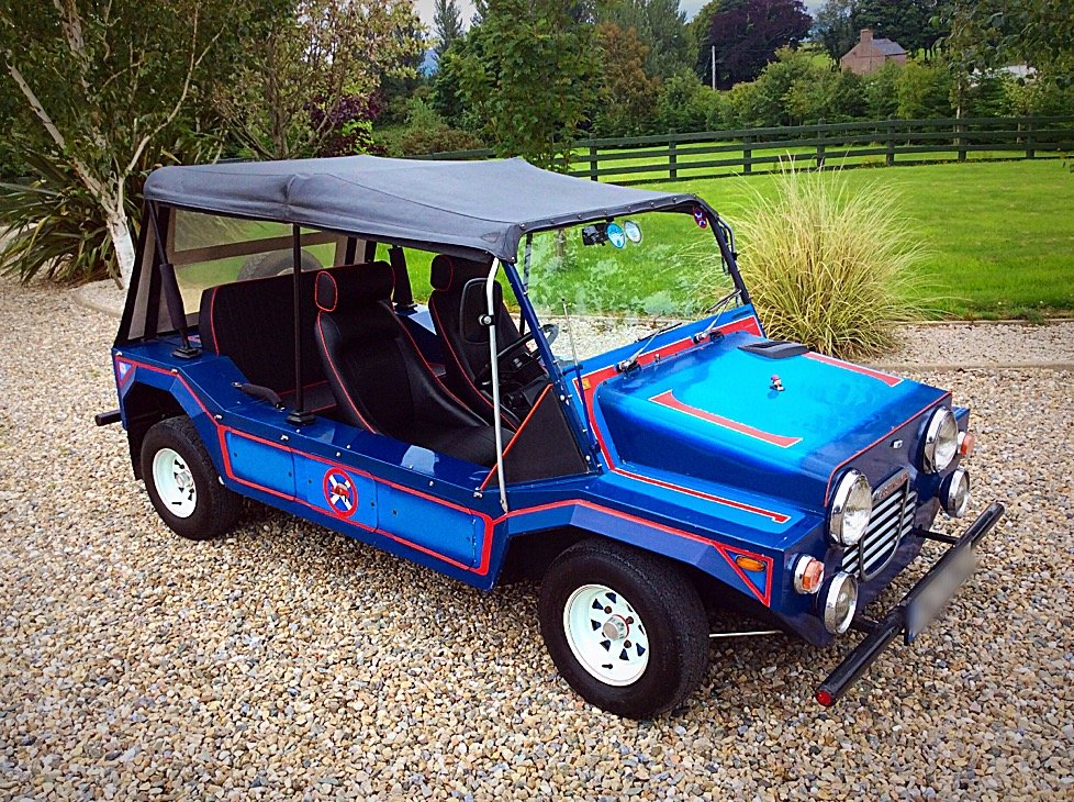 1963 AUSTIN JIMINI-MINI MOKE 3750 MILES FROM NEW - TIME WARP - PX For Sale (picture 6 of 6)