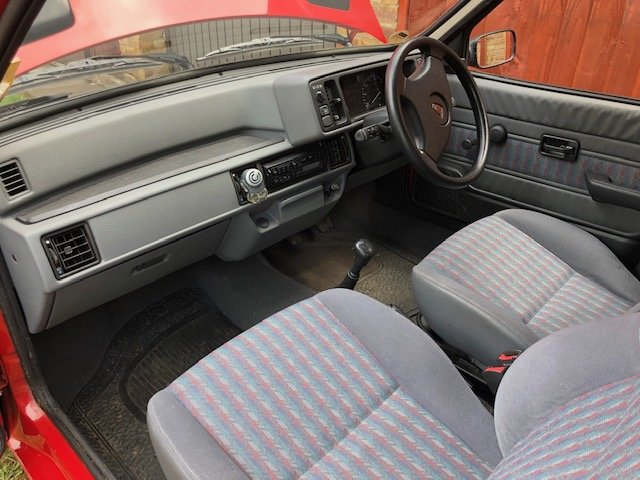 1993 Rover Metro - Genuine 15,000 Miles For Sale (picture 3 of 4)