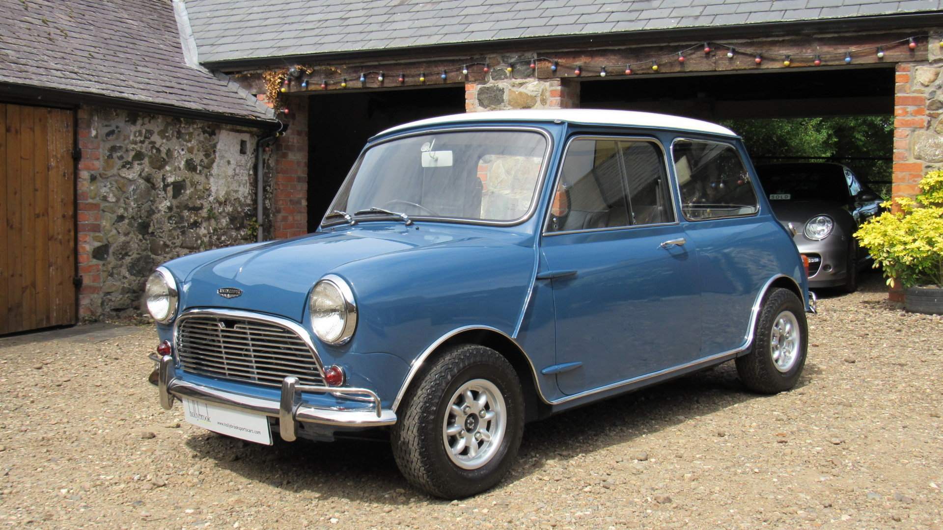 1966 Austin Mini Cooper For Sale (picture 1 of 6)