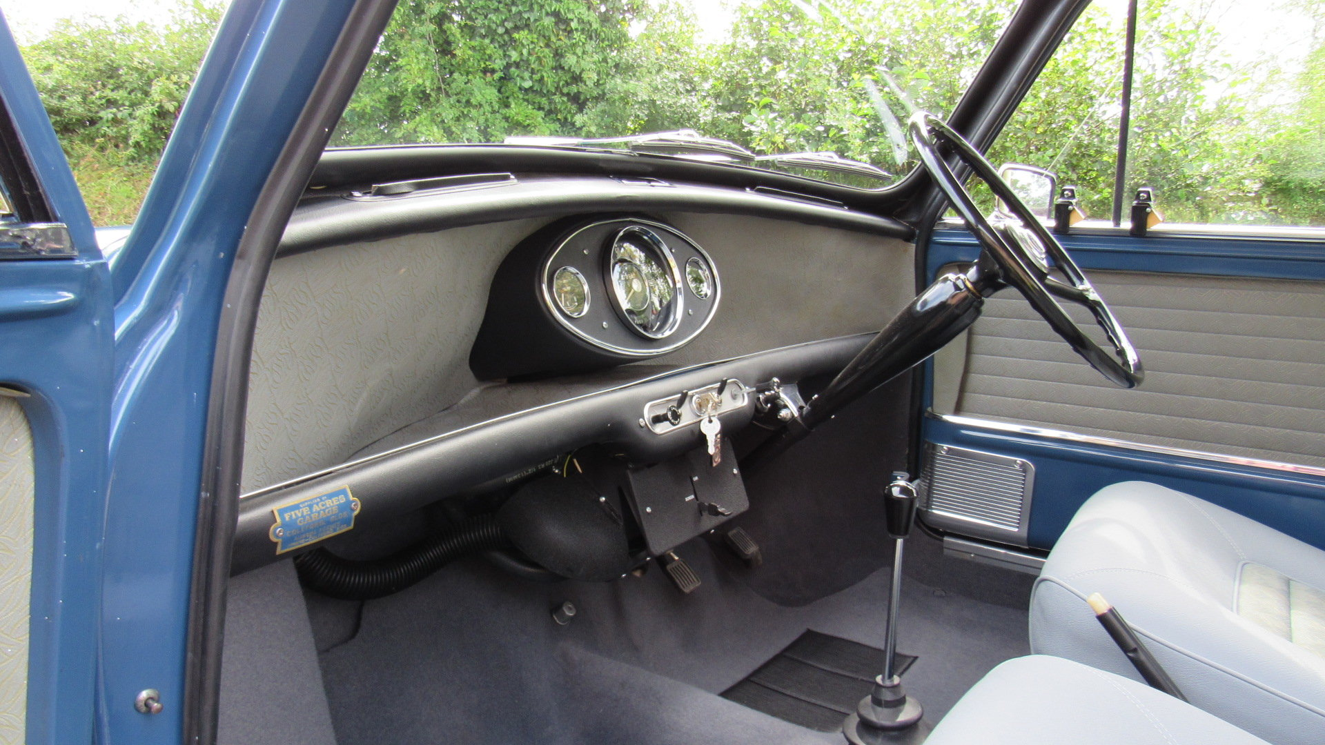 1966 Austin Mini Cooper For Sale (picture 4 of 6)