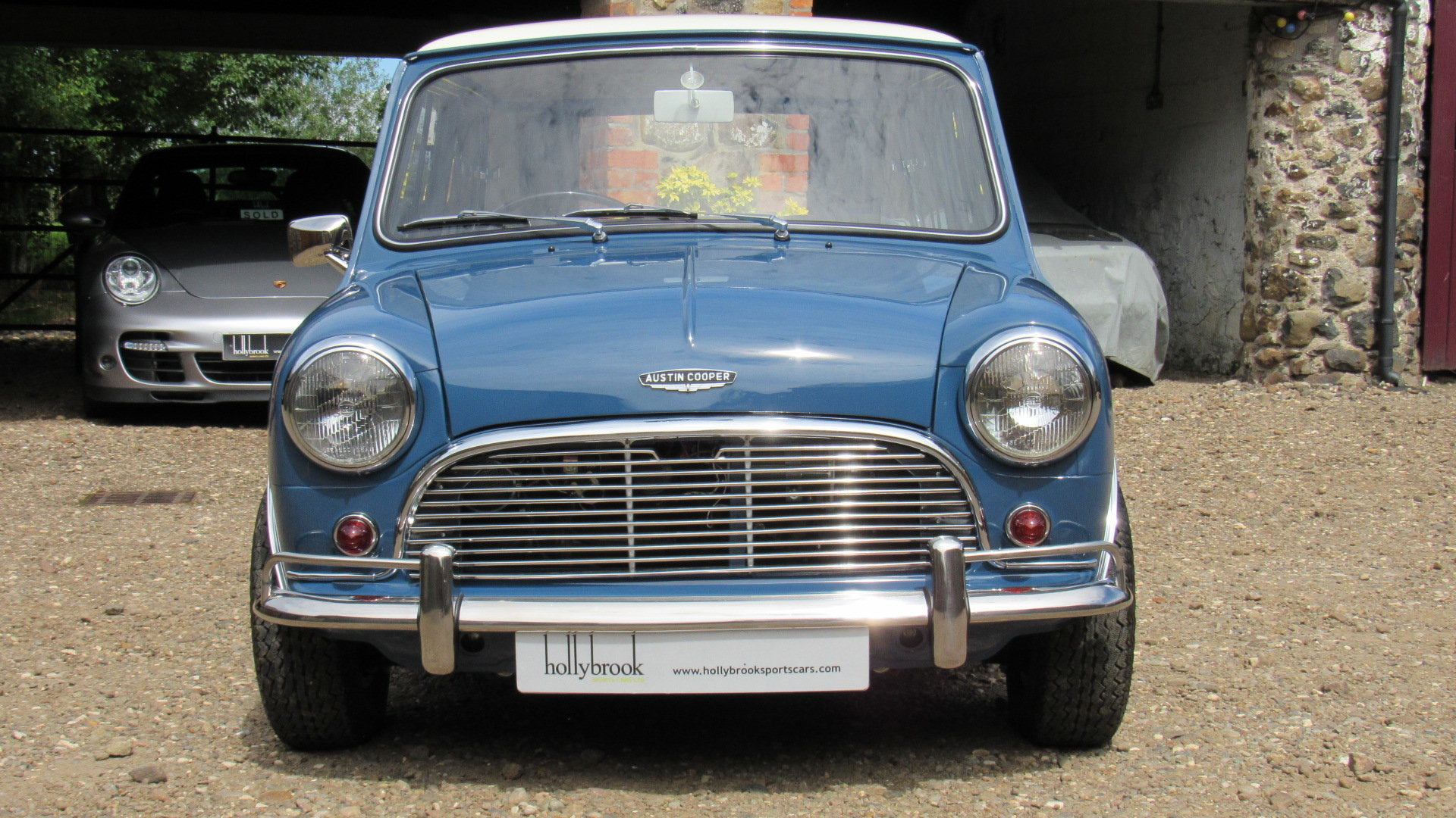 1966 Austin Mini Cooper For Sale (picture 6 of 6)