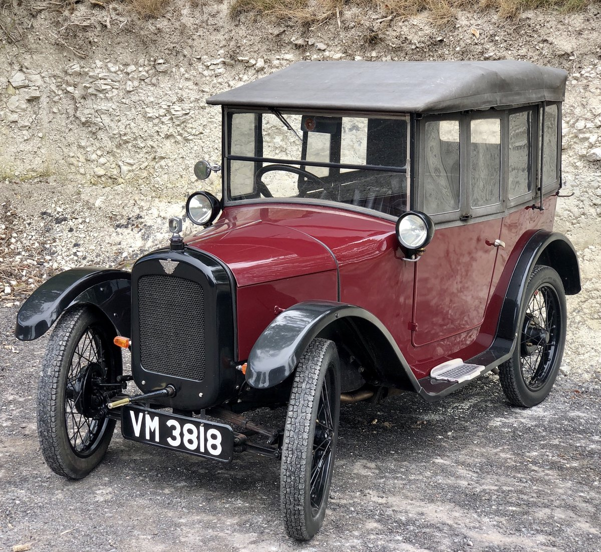 1928 Austin 7 Chummy SOLD (picture 1 of 1)