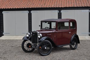 Picture of Austin 7 / Seven 1933 RP Saloon SOLD