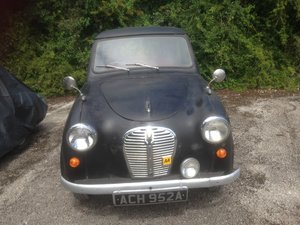1955 austin a30 2 door saloon 803 cc starts and drive .