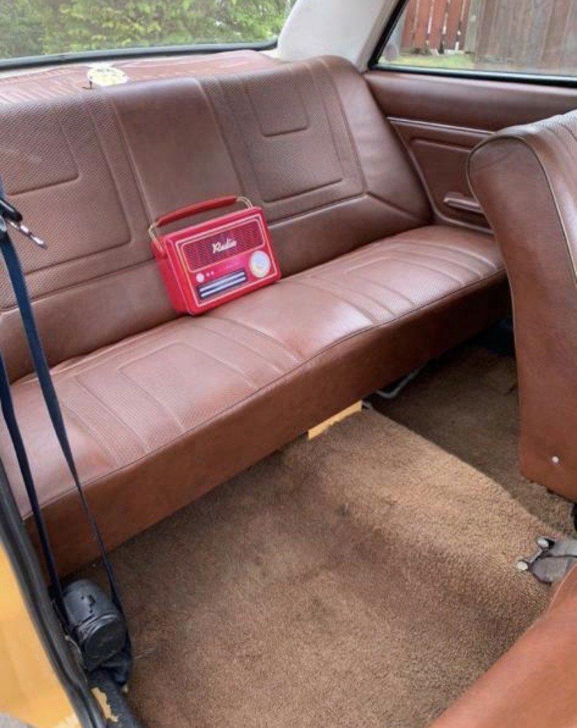 1977 Austin Allegro 1.1DL 2-door For Sale (picture 6 of 6)