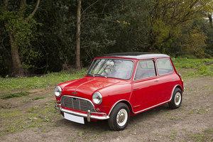 1965 Austin Mini Cooper 970S
