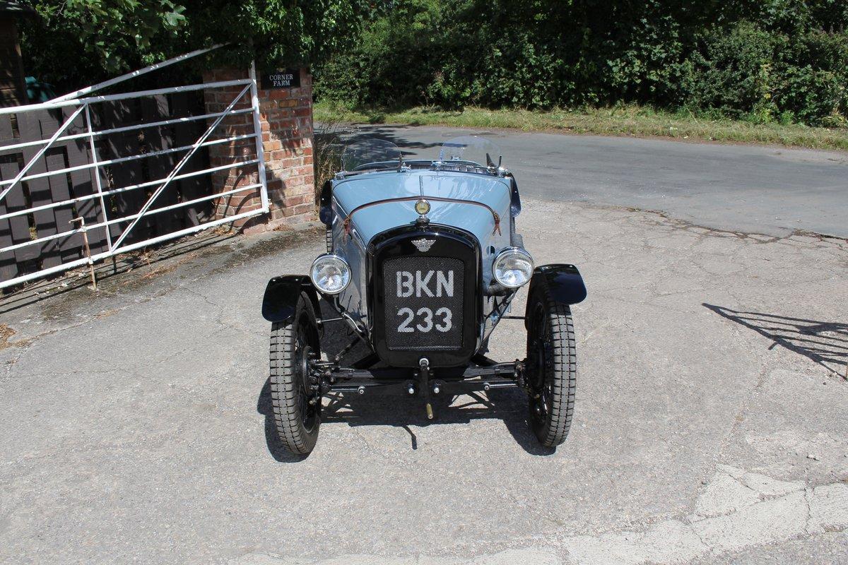 1935 Austin 7 Ulster Replica, Rod Yates Aluminium Body For Sale (picture 2 of 16)