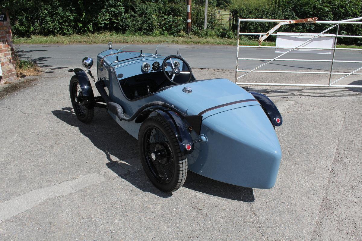 1935 Austin 7 Ulster Replica, Rod Yates Aluminium Body For Sale (picture 4 of 16)