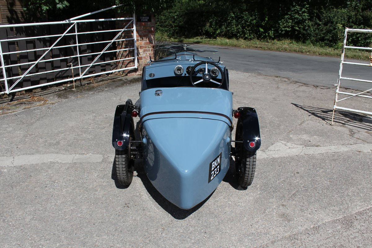 1935 Austin 7 Ulster Replica, Rod Yates Aluminium Body For Sale (picture 5 of 16)