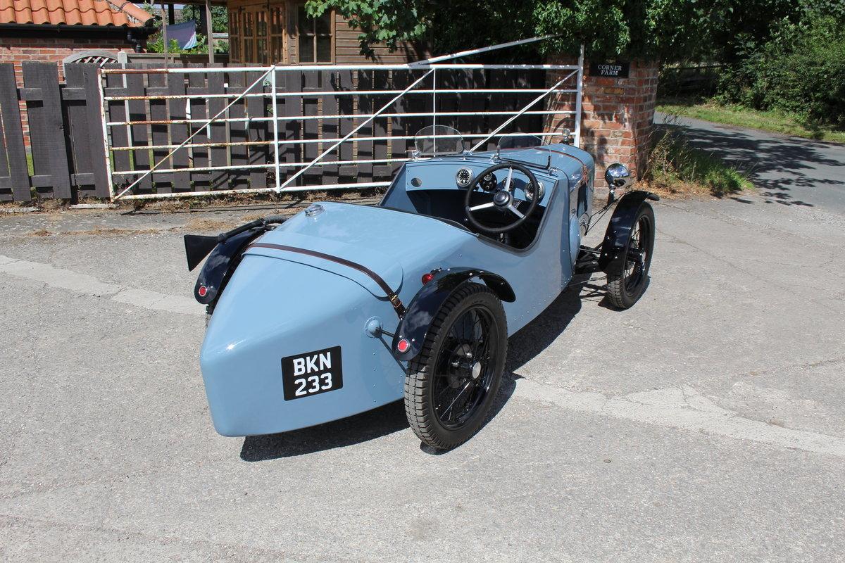 1935 Austin 7 Ulster Replica, Rod Yates Aluminium Body For Sale (picture 6 of 16)
