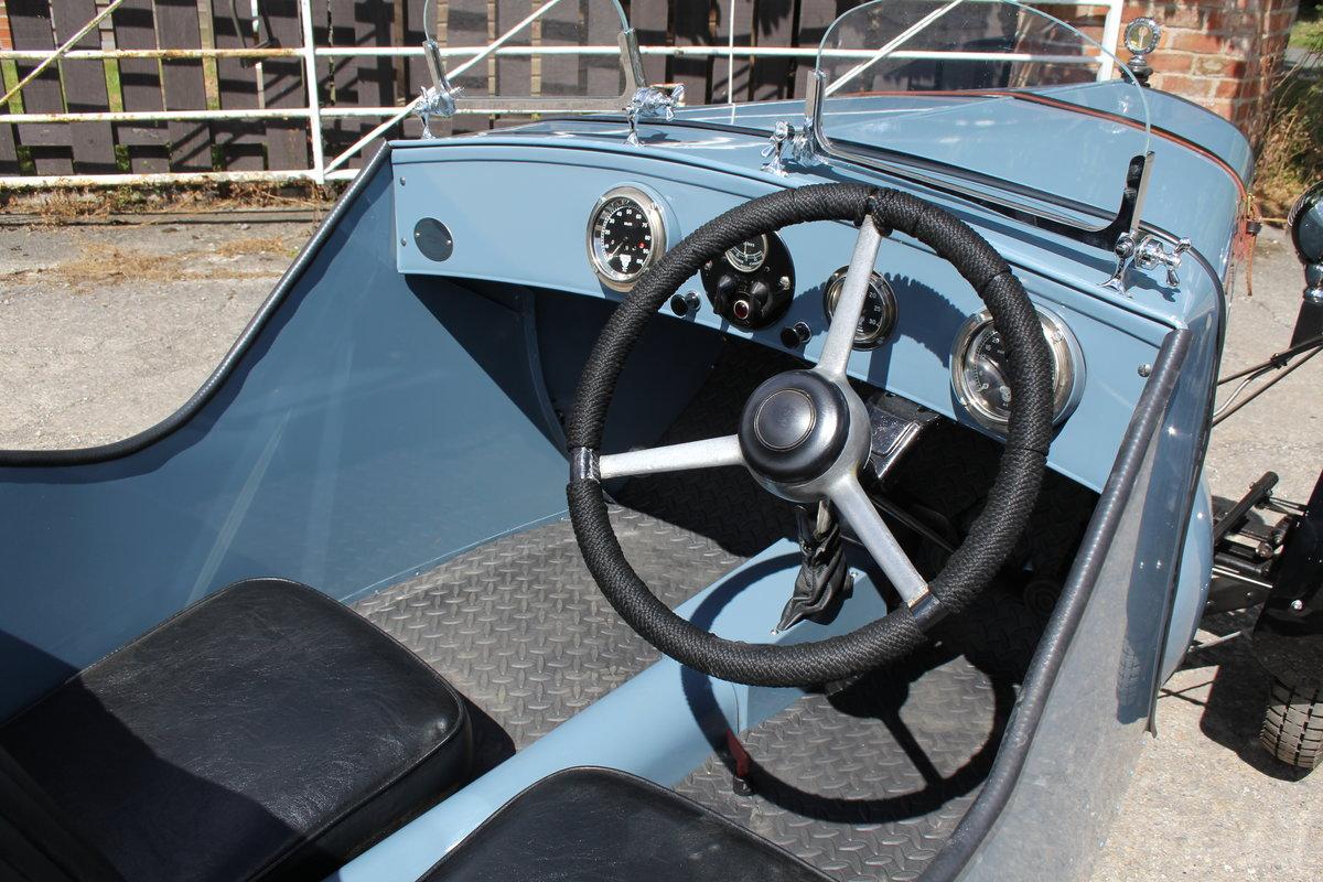 1935 Austin 7 Ulster Replica, Rod Yates Aluminium Body For Sale (picture 7 of 16)