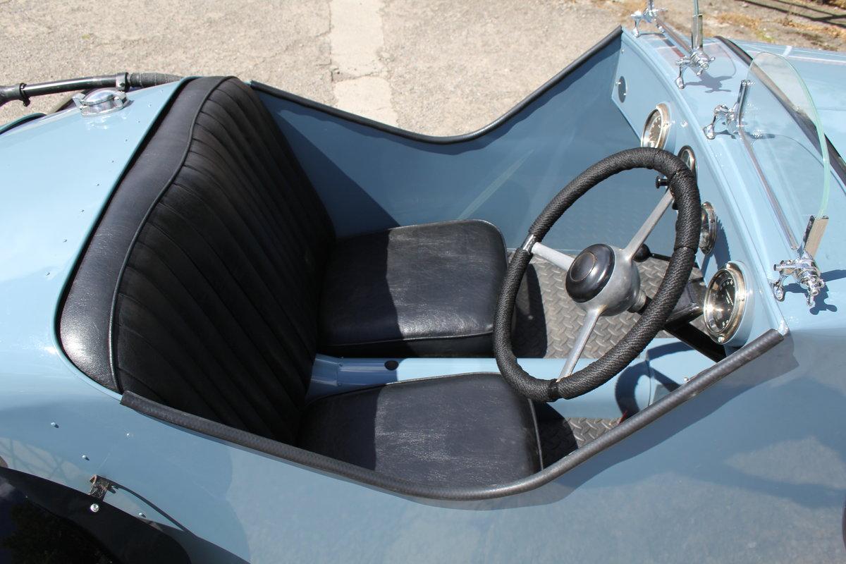 1935 Austin 7 Ulster Replica, Rod Yates Aluminium Body For Sale (picture 8 of 16)
