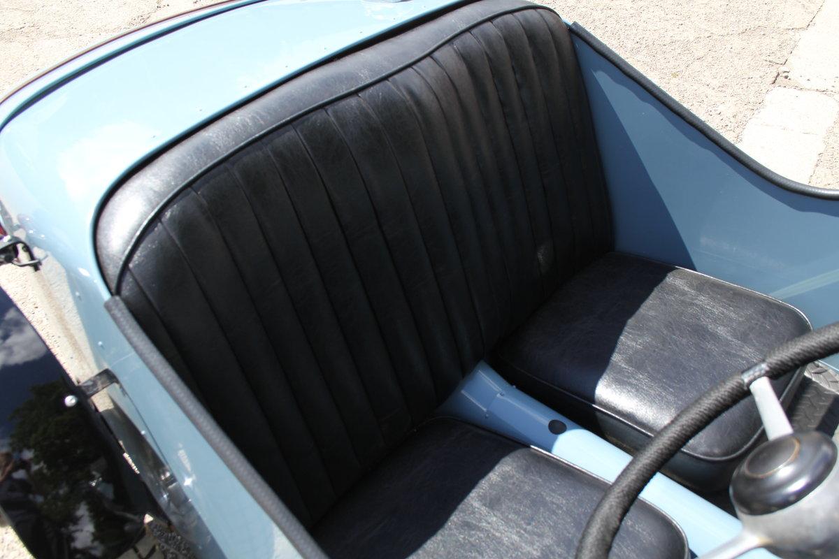 1935 Austin 7 Ulster Replica, Rod Yates Aluminium Body For Sale (picture 9 of 16)