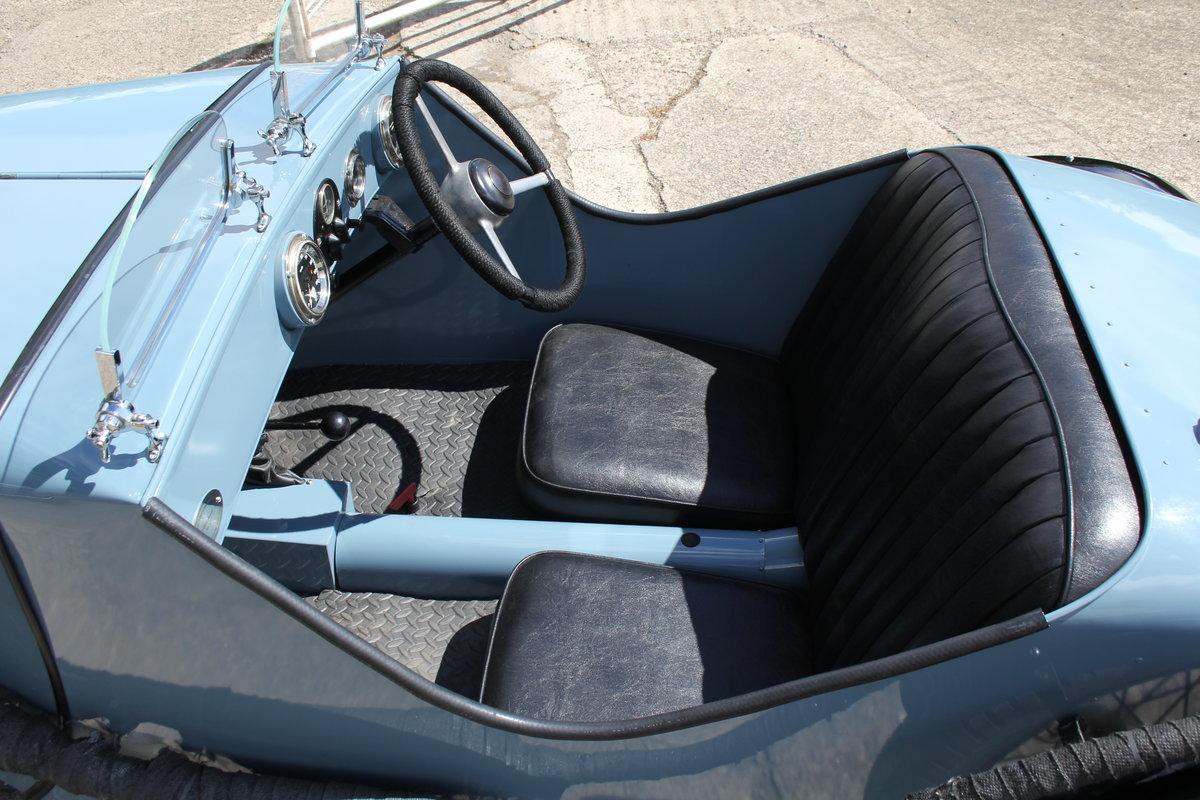 1935 Austin 7 Ulster Replica, Rod Yates Aluminium Body For Sale (picture 11 of 16)
