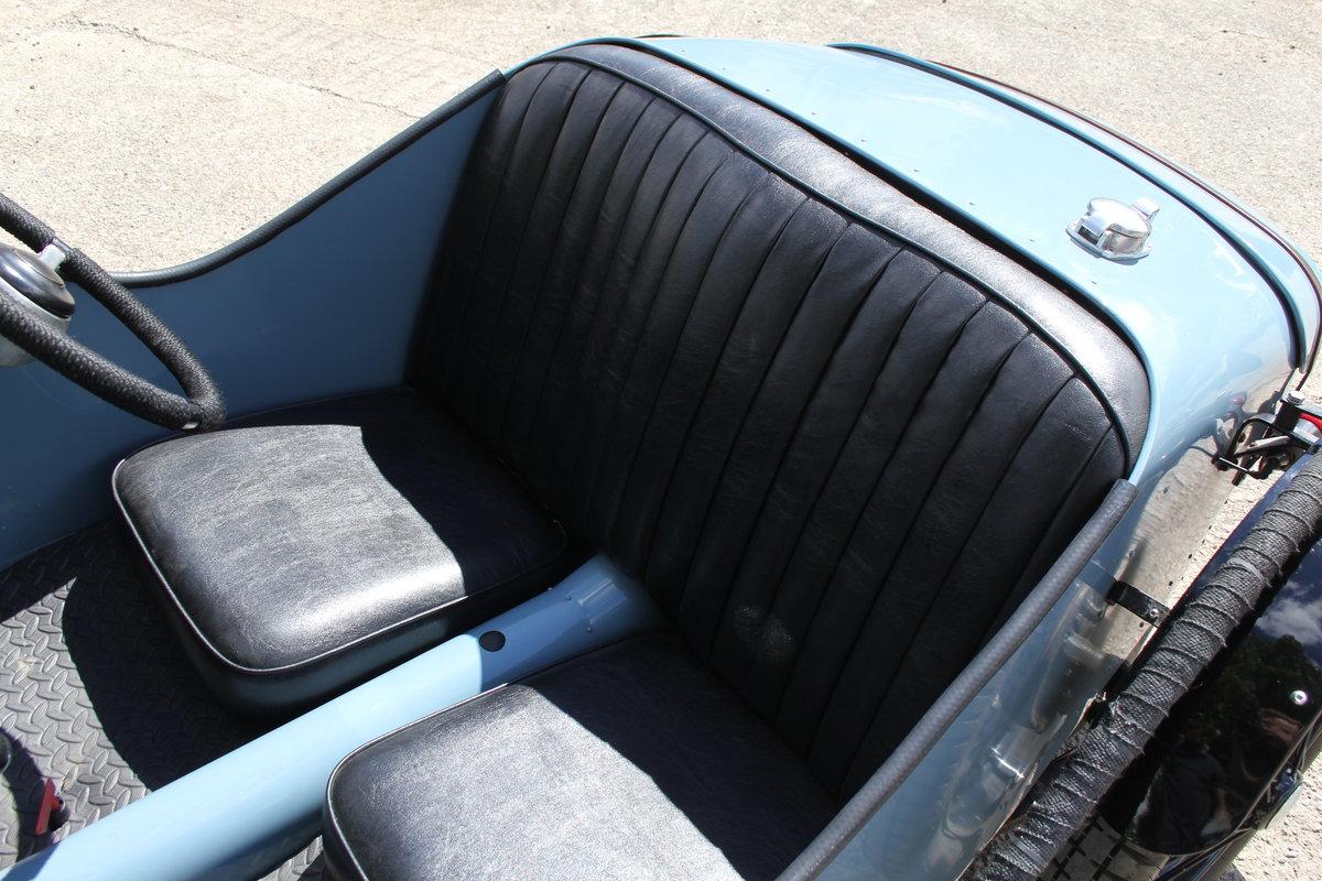 1935 Austin 7 Ulster Replica, Rod Yates Aluminium Body For Sale (picture 12 of 16)