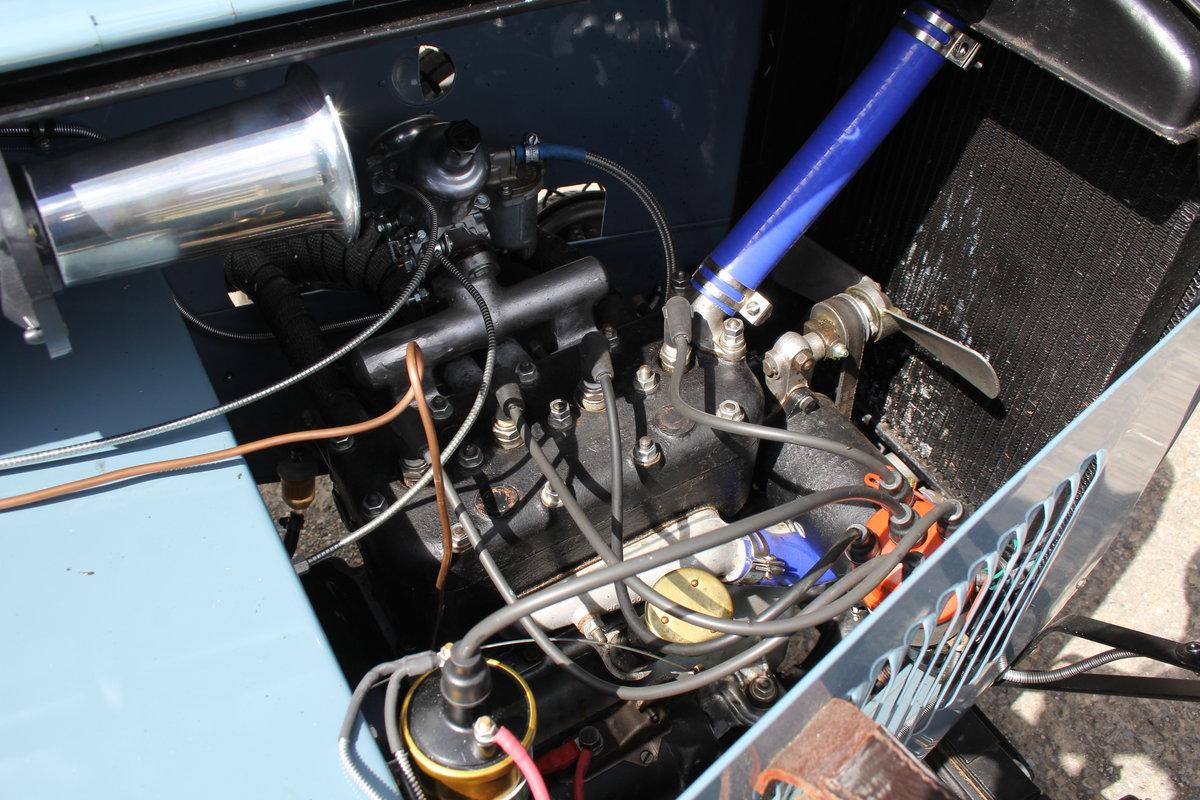 1935 Austin 7 Ulster Replica, Rod Yates Aluminium Body For Sale (picture 13 of 16)