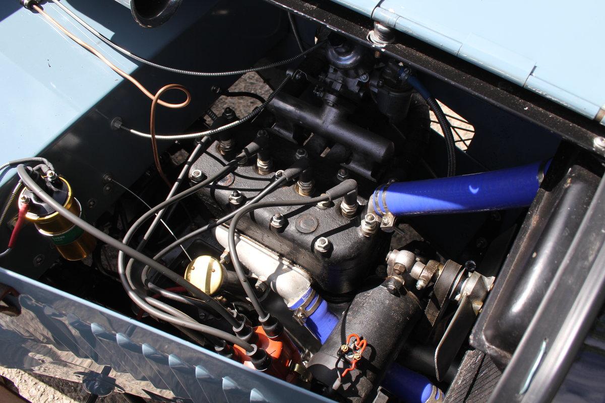 1935 Austin 7 Ulster Replica, Rod Yates Aluminium Body For Sale (picture 14 of 16)
