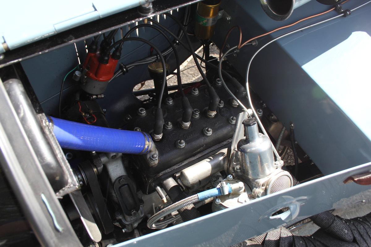 1935 Austin 7 Ulster Replica, Rod Yates Aluminium Body For Sale (picture 15 of 16)