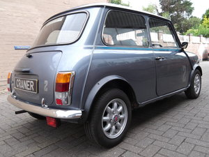Picture of 1990 Austin Rover Mini Studio 2 SOLD