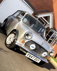 1988 Austin Mini - SHOWROOM CONDITION!