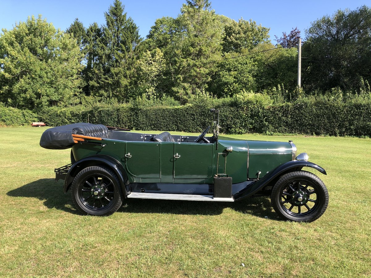 1927 Austin 12/4  tourer SOLD (picture 8 of 24)