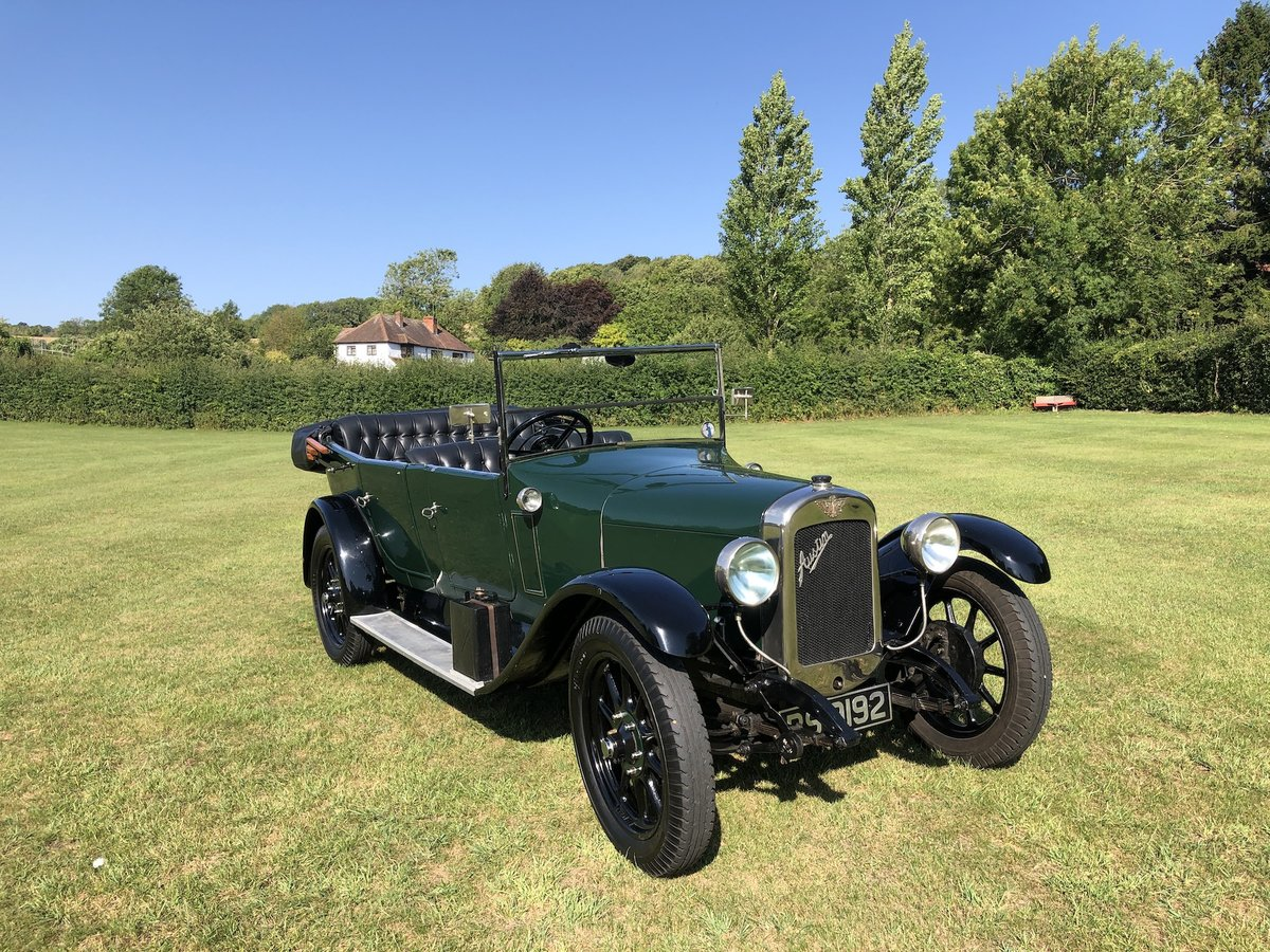 1927 Austin 12/4  tourer SOLD (picture 7 of 24)