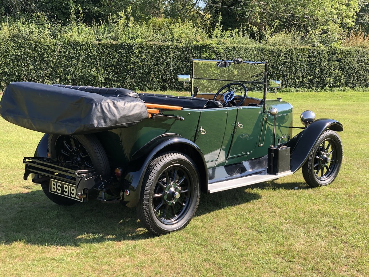 1927 Austin 12/4  tourer SOLD (picture 13 of 24)