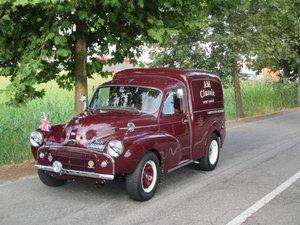 Austin Morris Van